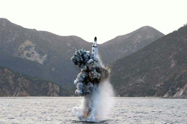 朝鲜半岛局势依然紧张 - ảnh 1