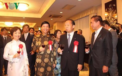越南驻日本大使馆举行活动庆祝9·2国庆 - ảnh 1