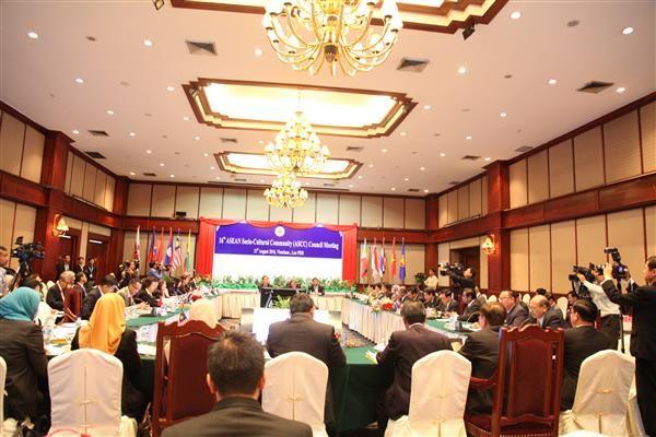 第16届东盟社会文化共同体理事会会议通过各项重要文件 - ảnh 1