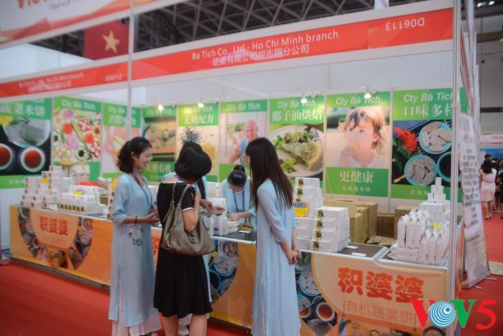 越南品牌在第13届东博会上广受欢迎 - ảnh 1
