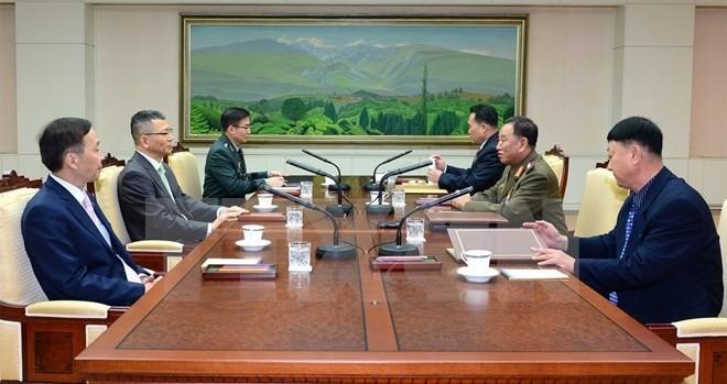朝鲜半岛核问题仍没有解决办法 - ảnh 1