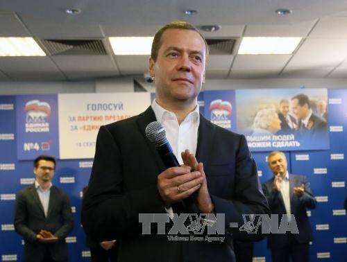 俄国家杜马选举助力克里姆林宫主人继续执掌权力 - ảnh 1