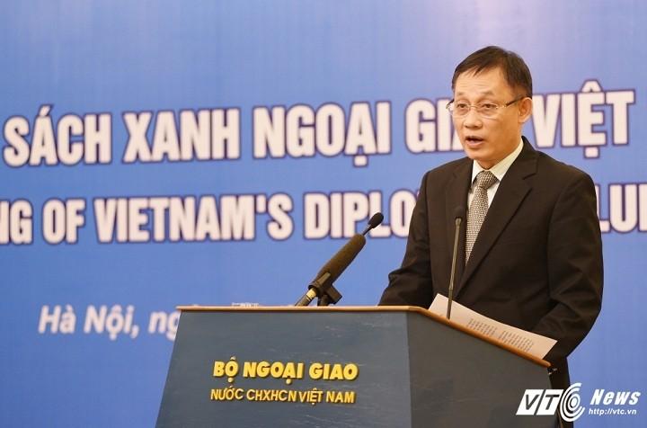 《2015年越南外交蓝皮书》首次发布 - ảnh 1