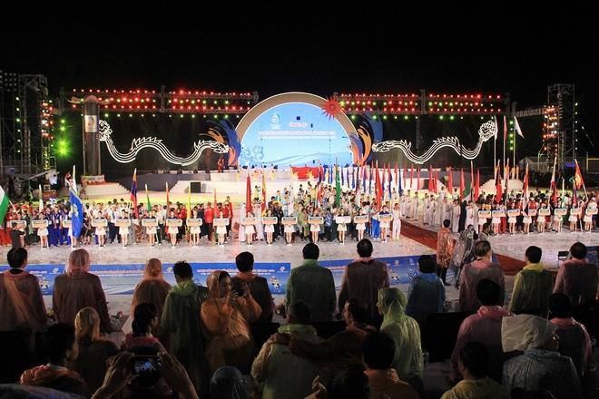 第五届亚洲沙滩运动会在岘港市开幕 - ảnh 1