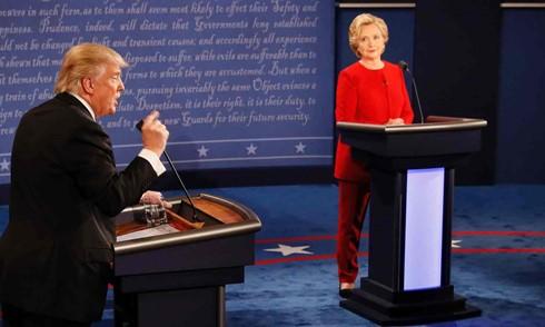 直接辩论——美国总统选举中选民决定投票给谁的时刻 - ảnh 2