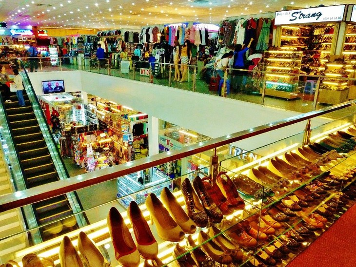 胡志明市购物中心新年推出多项优惠 - ảnh 1