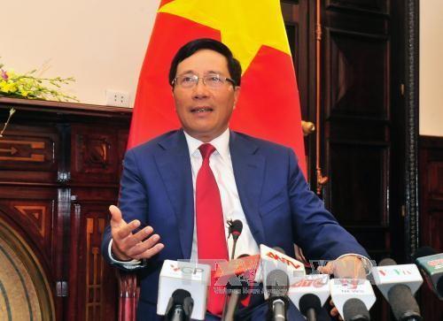 越南将继续主动积极参与全球化进程 - ảnh 1