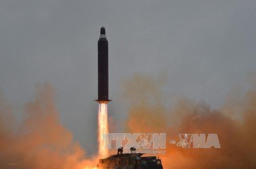 朝鲜称可随时试射洲际导弹 - ảnh 1