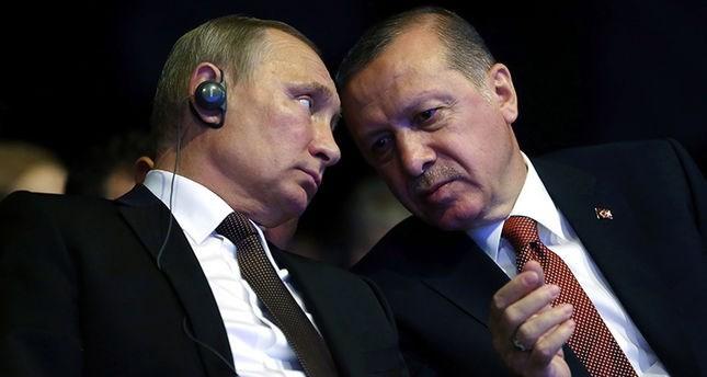 俄罗斯与土耳其两国总统讨论扩大叙利亚停火协议 - ảnh 1