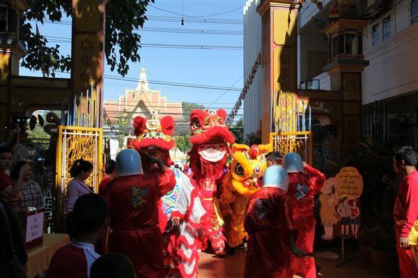 旅外越南人欢度2017年传统春节 - ảnh 1