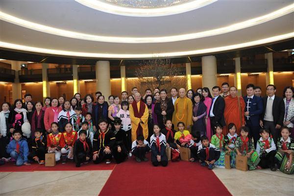越南党和国家将继续关心照顾并保护儿童 - ảnh 1