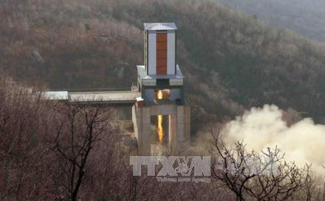 朝鲜可能很快试射新型洲际导弹 - ảnh 1