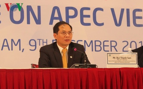 阮春福出席世界经济论坛2017年年会取得多项重要和务实的结果 - ảnh 1