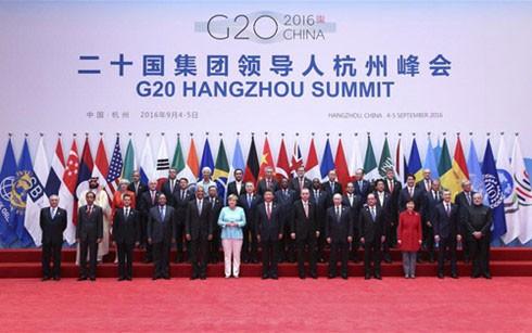 二十国集团肯定其在形成相互连通世界中的地位 - ảnh 1