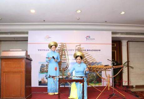 胡志明市在印度举行旅游推介会 - ảnh 1