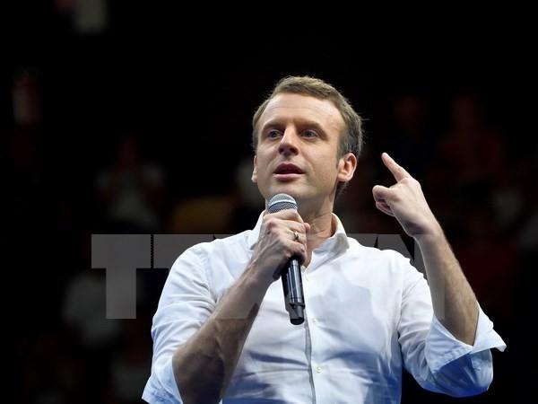 法国总统选举:选情日益激烈 - ảnh 1