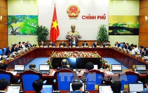 越南经济呈现乐观迹象 - ảnh 1