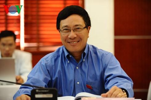 越南与蒙古提高经济合作效果  加强在多边论坛上的合作 - ảnh 1