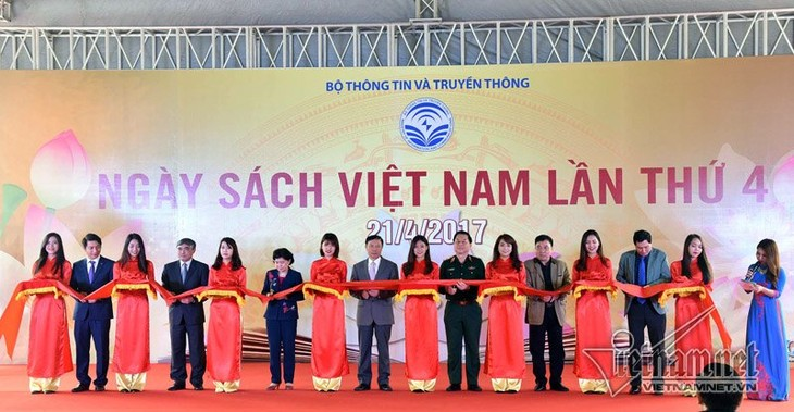 第四次越南图书日活动开幕 - ảnh 1