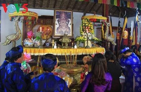 2017丁酉年雄王祭祖活动在越南全国各地举行 - ảnh 2