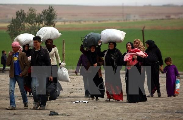 国际社会承诺援助叙利亚60亿美元 - ảnh 1