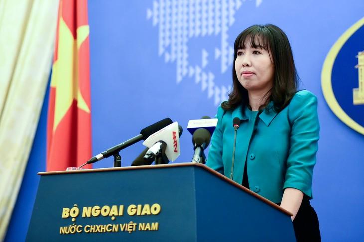 越南基于国际法以和平方式解决东海争端 - ảnh 1