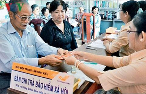 越南力争到2020年有3000万劳动者参加社会保险 - ảnh 1