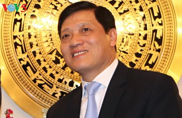 越南与捷克加强立法合作 - ảnh 1