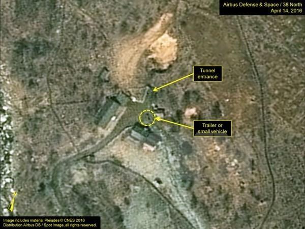 中国提出实现朝鲜半岛无核化的新思路 - ảnh 1