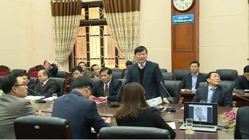 兴安省在韩国举行投资促进会 - ảnh 1