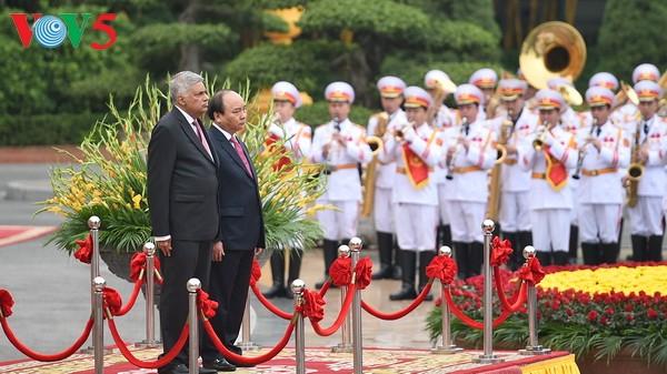 继续推动越南与斯里兰卡传统友好关系发展 - ảnh 1