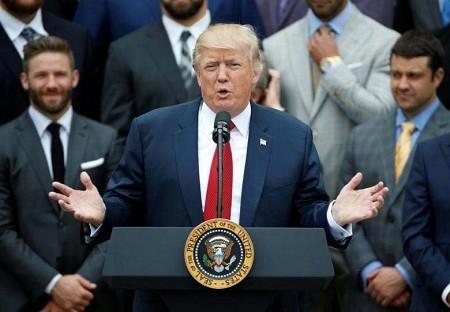 特朗普将出席在越南举行的亚太经合组织领导人非正式会议 - ảnh 1