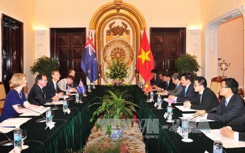 将越南与新西兰关系提升至新高度 - ảnh 1