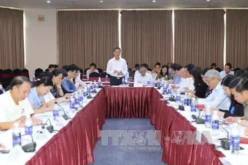 越南国会社会问题委员会举行第6次全体会议 - ảnh 1