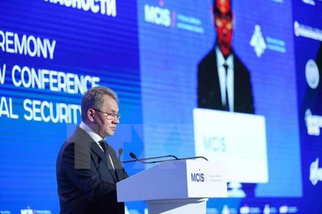 越南出席第六届莫斯科国际安全会议 - ảnh 1