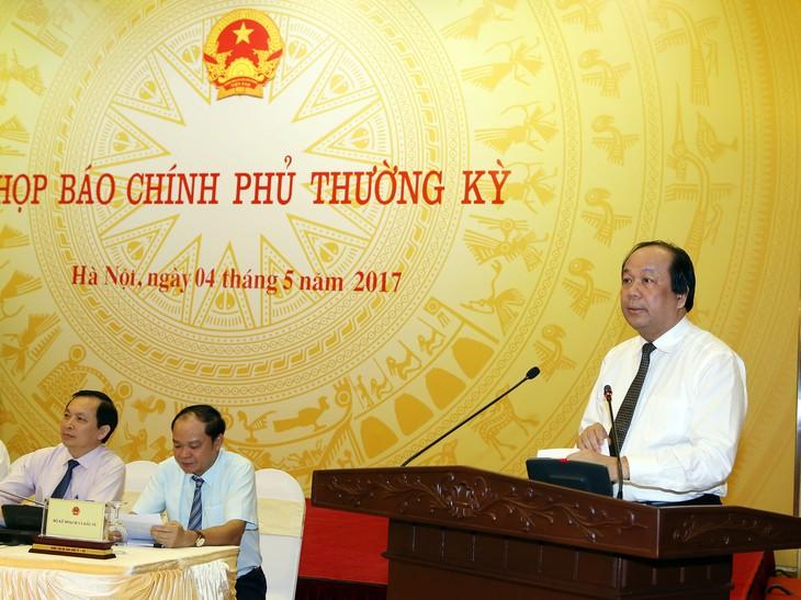 越南提出实施2017年经济增长目标的方案 - ảnh 1