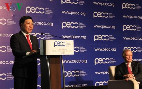 范平明:亚太经合组织的未来就是越南的未来 - ảnh 2