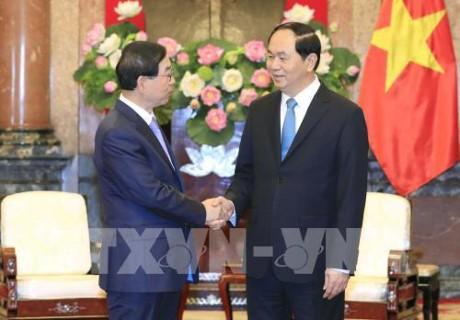 越南-韩国加强合作推动两国关系深入发展 - ảnh 1