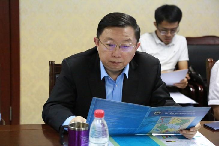 越中商务投资合作 - ảnh 2