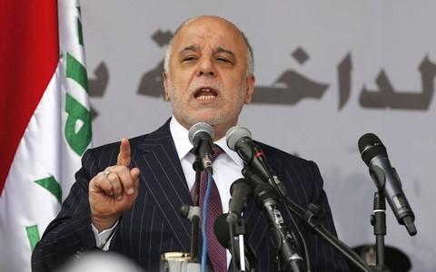 伊拉克总理阿巴迪承诺将保护库尔德人 - ảnh 1