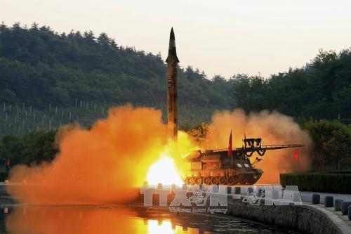 朝鲜面对新制裁压力 - ảnh 1