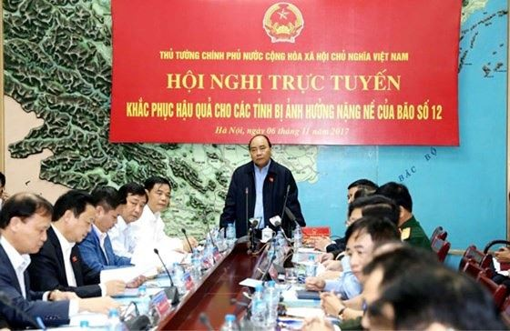 越南政府拨款一万亿越盾援助洪灾居民 - ảnh 1