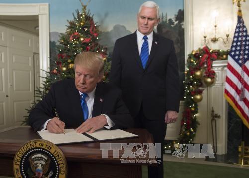 亚太和拉美国家就美国宣布承认耶路撒冷为以色列首都表态 - ảnh 1