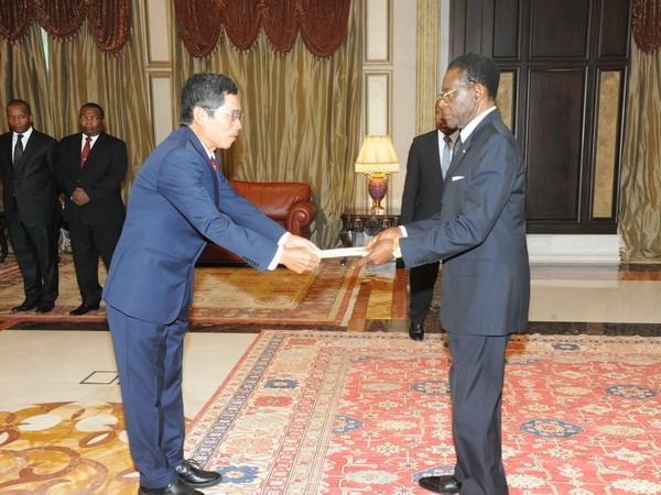 赤道几内亚共和国希望与越南扩大合作 - ảnh 1