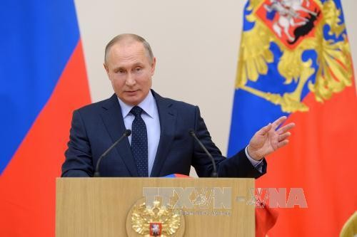 OSCE派111名观察员监督俄罗斯总统选举 - ảnh 1