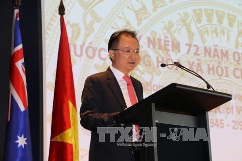 越南重视与澳大利亚加强关系 - ảnh 1