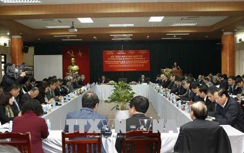《共产党宣言》在当今时代的理论和实践价值研讨会在河内举行 - ảnh 1