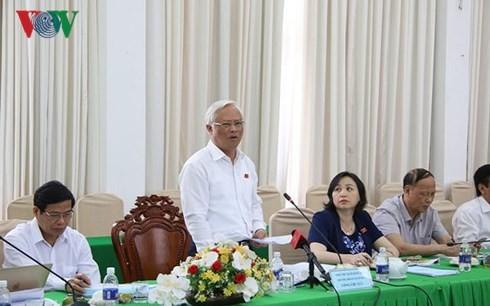 越南国会副主席汪朱刘出席越朝友好幼儿园成立40周年纪念会 - ảnh 1