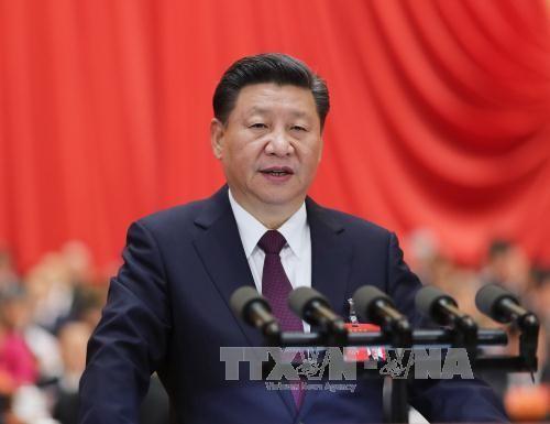 中国全国人大通过宪法修正案 - ảnh 1