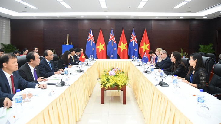 为越南与新西兰关系注入新动力 - ảnh 1